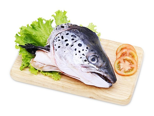 Đầu cá hồi